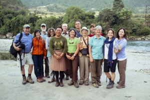 2012 participants after great hike
